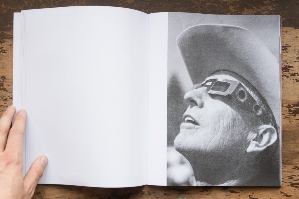 Christian André Strand Great American Eclipse book, 2017