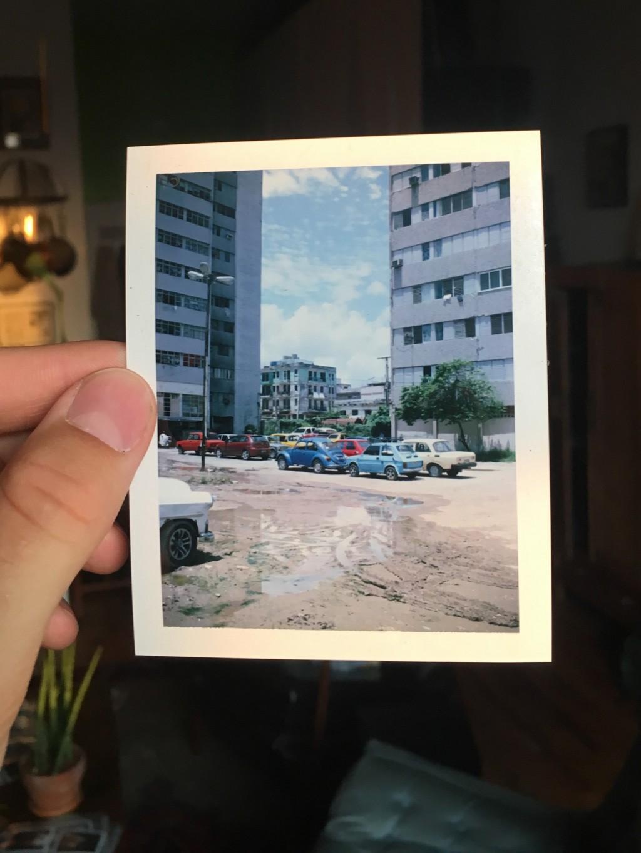 Christian André Strand Polaroids